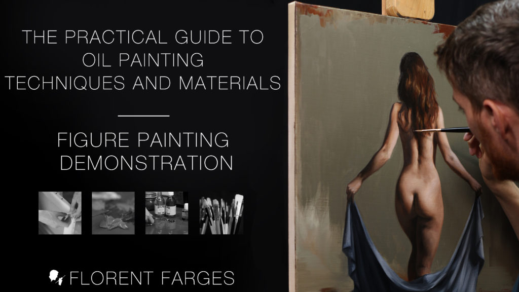 This Painting Demonstration Will Allow You To See The Techniques At Work On A Classical Figure For Two Extra Hours Florent Comments His Every
